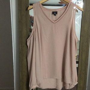 suze XL off the shoulder blouse